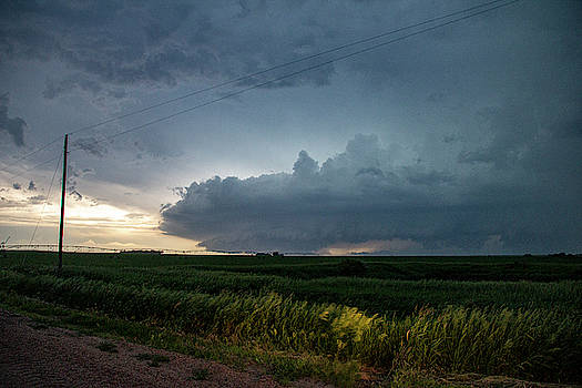 Dale Kaminski - Storm Chasing West South Central Nebraska 045