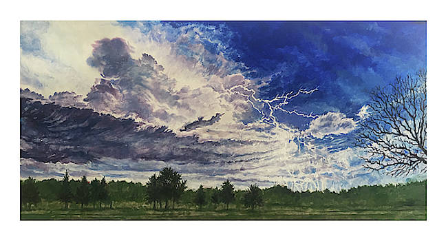 Storm Cloud by Frank Harris