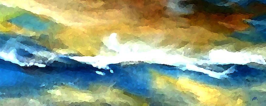 Linda Mears - Abstract Storm LIght