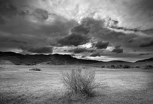 Storm Over Boney by John Rodrigues