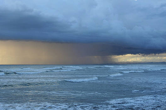 Storm Rolling In by Stephen Gehring