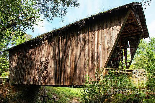 Bob Phillips - Stoval Mill Covered Bridge
