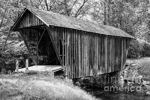 Bob Phillips - Stovall Mill Covered Bridge and Chickamauga Creek 2