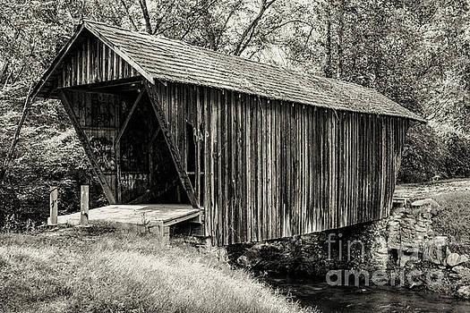 Bob Phillips - Stovall Mill Covered Bridge and Chickamauga Creek 3
