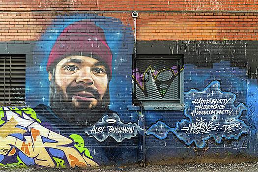 Ross G Strachan - Street art
