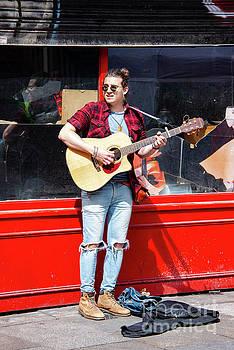 Bob Phillips - Street Entertainer