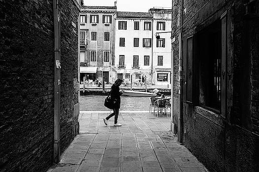 Street scene by Yuri San