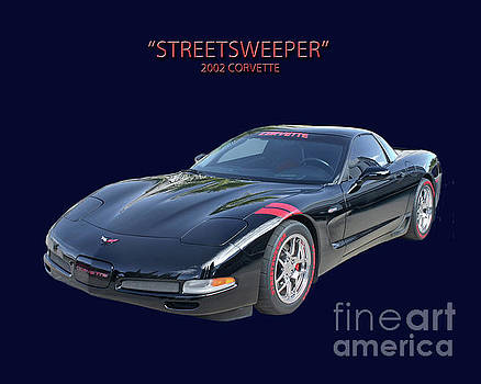 Jack Pumphrey - STREETSWEEPER CORVETTE