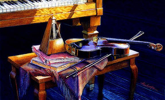 Strings And Things by Hanne Lore Koehler