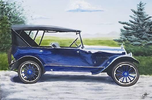 Studebaker 1920 by Terry Berg