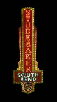 Susan Rissi Tregoning - Studebaker Neon Sign