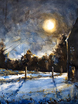 Studio Moon by Sarah Yeoman