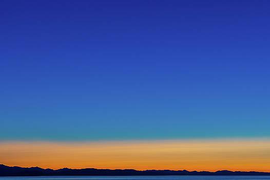 Stunning Sunset II by Debbie Ann Powell