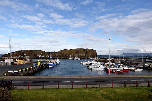 RicardMN Photography - Stykkisholmur harbor