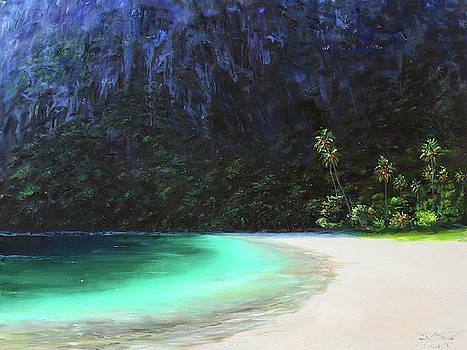 Sugar Beach by Jonathan Guy-Gladding JAG
