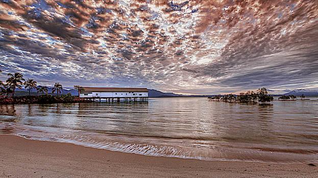 Sugar Wharf Port Douglas by John Frid