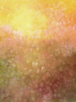 Summer haze by Valerie Anne Kelly
