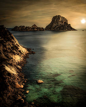 Summer in Ibiza by Vincenzo Romano