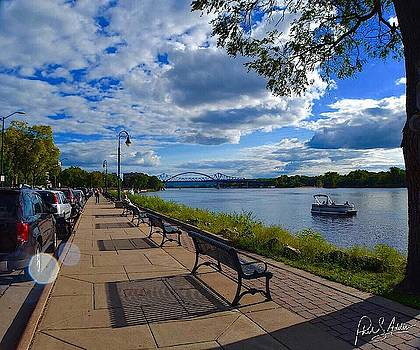 Summer On The River by Phil S Addis
