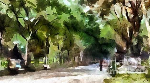 Summer Park by Sergey Lukashin