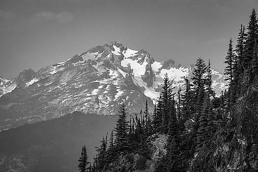 Summer Peak by Dave Matchett