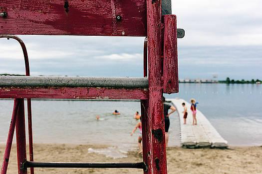 Summer Swim by Bruce Davis