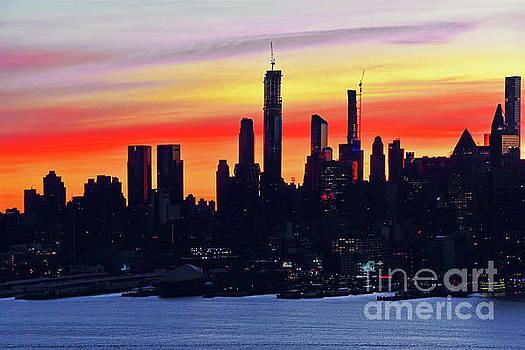 Regina Geoghan - Sun Coming Up NYC