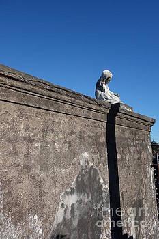 Susan Carella - Sun On Plaster Casting Shadow  -  New Orleans