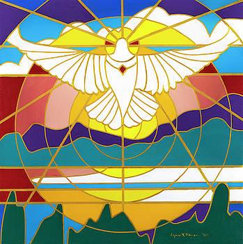Sun will Rise With Healing by Lynn Hansen