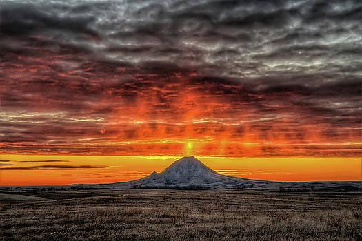 Sunday Sunrise Nov. 11, 2018 by Fiskr Larsen