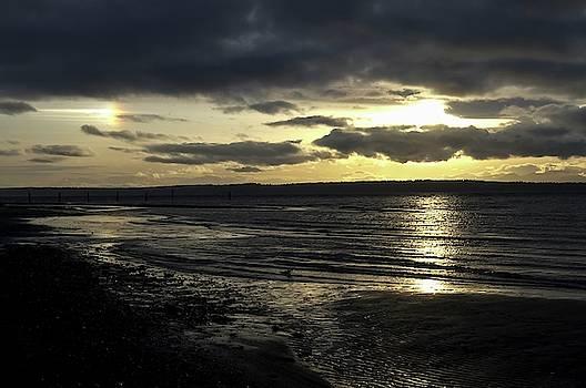 Tom Trimbath - Sundog At Sunset
