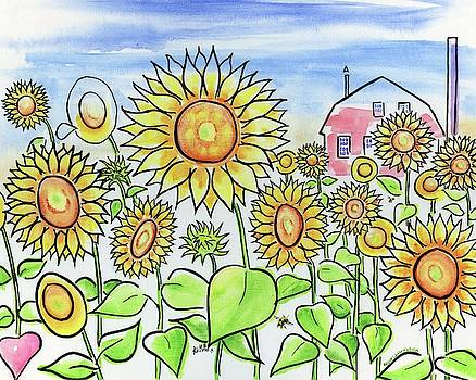 Sunflower Gods by Kevin Cameron
