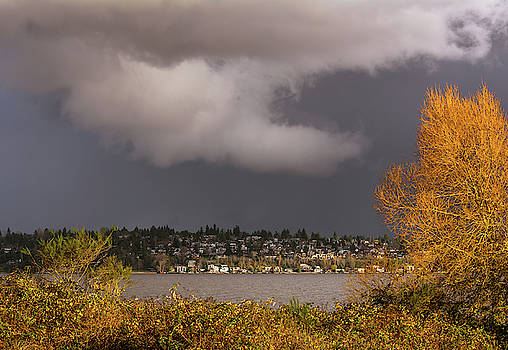 Sunlight on Kirkland by Marv Vandehey