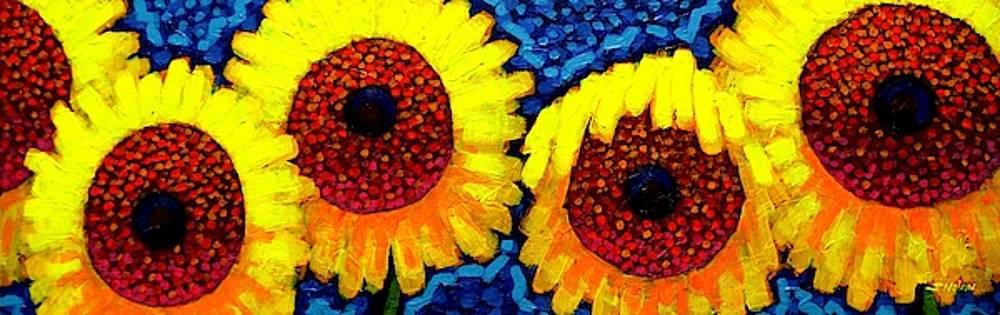 Sunlover Quintet  by John  Nolan