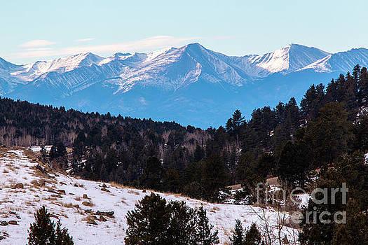 Steve Krull - Sunnyside Trail