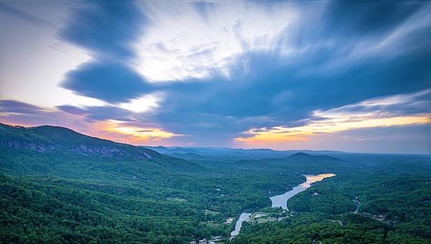 Chris Coffee - Sunrise Clouds of Blue