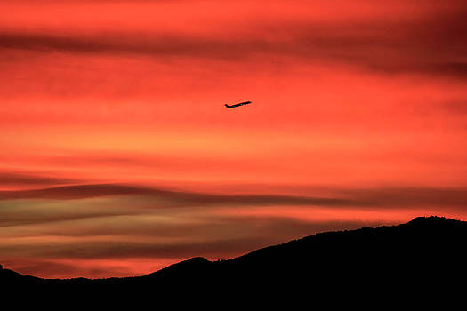 Sunrise Departure by Donna Kennedy