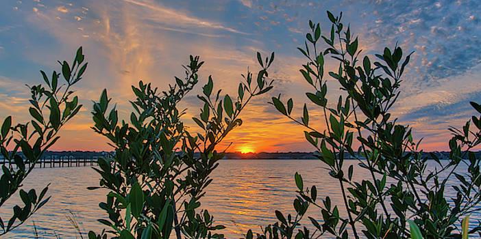 Sunrise Frame by Dillon Kalkhurst