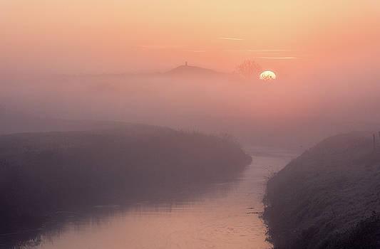 Sunrise In Avalon by Kev Pearson