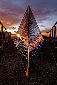 Werner Kaffl - Sunrise on Mt Victoria