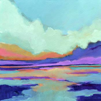 Sunrise Reflection by Filomena Booth
