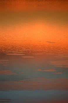 Sunrise Reflections by SimplyCMB