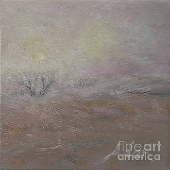 Felipe Adan Lerma - Sunrise Through the Fog