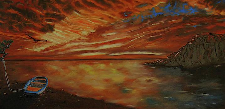 Sunset-27 by Maria Woithofer