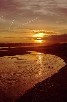 Sunset by Alina Oswald