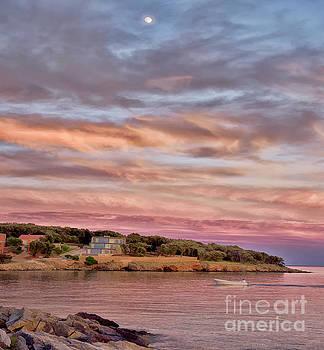 Sunset at Jakisnica by Norman Gabitzsch