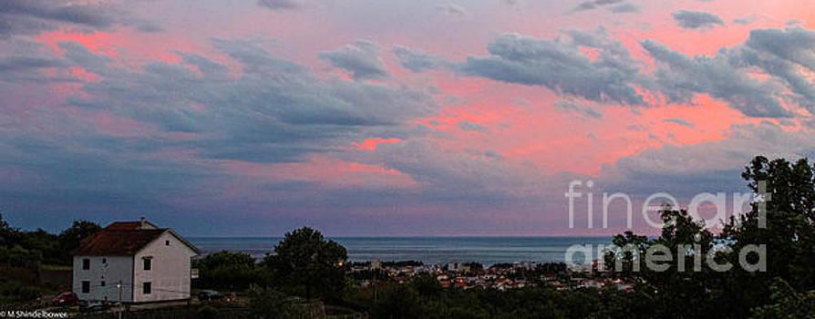 Sunset Bar Montenegro by Mitch Shindelbower