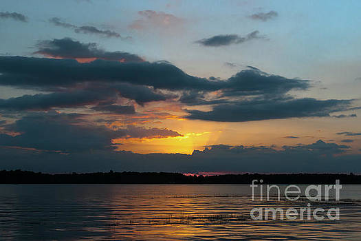 Sunset Costal Sky by Dale Powell
