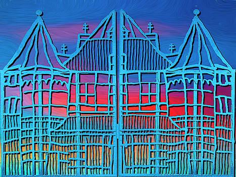 Sunset House by Paul Wear