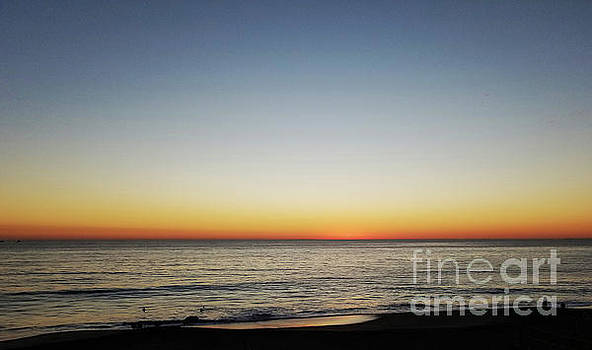Sunset In Carlsbad by Tammera Malicki-Wong